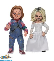 Bride of Chucky Ultimate Chucky & Tiffany actiefiguren 2-pack
