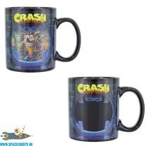 Crash Bandicoot beker / mok heat change