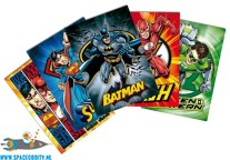 DC Comics ansichtkaarten set