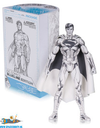 DC Comics BlueLine Edition action figure Superman by Jim Lee