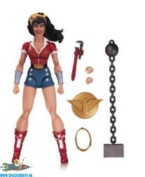 DC Comics DC Bombshells Wonder Woman actiefiguur