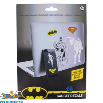 DC Comics Gadget Decals