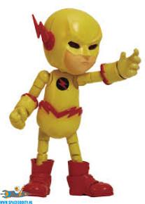 DC Comics Reverse Flash hybrid metal action figure