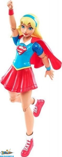 DC Comics Super Hero Girls actiefiguur Supergirl 15 cm