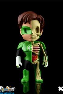 DC Comics XXRAY Green Lantern figuur 10 cm