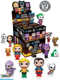 DC Heroes & Pets mystery mini blind box figuur