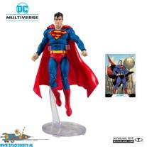 DC Multiverse actiefiguur Superman