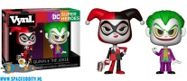 DC Super Heroes vinyl 2-pack Harley Quinn + The Joker