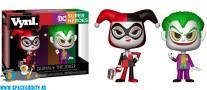 DC Super Heroes vinyl 2-pack Harley Quinn + The Joker