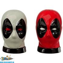 Deadpool peper en zoutstel van keramiek