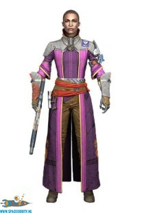Destiny color tops Ikora Rey actiefiguur