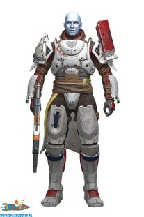 Destiny color tops Iron Zavala actiefiguur