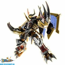 Digimon figure rise standard Wargreymon (amplified) non scale bouwpakket.