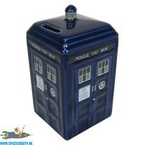 Doctor Who spaarpot Tardis van keramiek