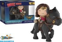 Dorbz Ridez Wonder Woman with horse vinyl collectible