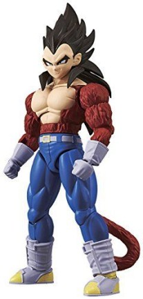Dragon Ball GT figure rise standard Super Saiyan 4 Vegeta