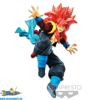 Dragon Ball Heroes : Super Saiyan 4 Gogeta (Xeno) pvc figuur