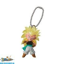 Dragon Ball mascot keychain UDM 15 the best Super Saiyan 3 Gotenks
