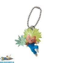 Dragon Ball mascot keychain UDM 15 the best Super Saiyan 3 Vegeta