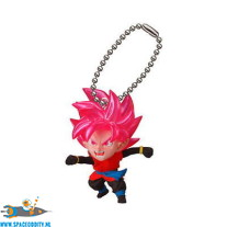 Dragon Ball mascot keychain UDM 21 Saiyan Hero