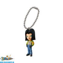 Dragon Ball mascot keychain UDM Burst 29 Android 17