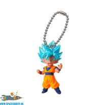 Dragon Ball mascot keychain UDM Burst 29 SSGSS Goku