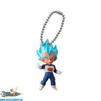 Dragon Ball mascot keychain UDM Burst 29 SSGSS Vegeta