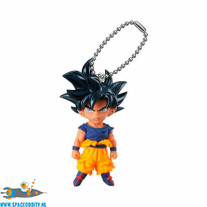 Dragon Ball mascot keychain UDM Burst 31 Goku ultra instinct