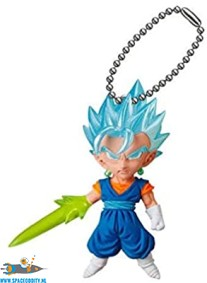 Dragon Ball mascot keychain UDM Burst 31 SSGSS Vegetto