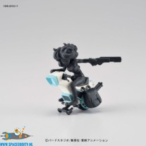 Dragon Ball mecha colle Lunch's One-Wheel Motorcycle