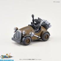 Dragon Ball mecha colle Yamcha's Mighty Mouse klein bouwpakketje