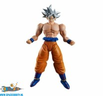 Dragon Ball Super figure rise standard Son Goku ( Ultra Instinct ) ( doos heeft beschadiging )