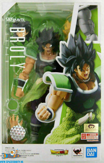 Dragon Ball Super S.H.Figuarts Broly actiefiguur