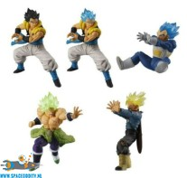 Dragon Ball Super VS 09 gashapon set van 5 figuurtjes