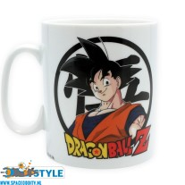 Dragon Ball Z beker/mok Goku & Super Saiyan Goku