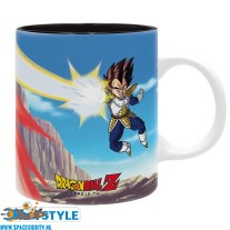 Dragon Ball Z beker/mok Goku vs. Vegeta