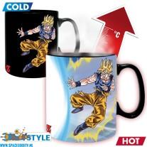 Dragon Ball Z beker / mok heat change Goku vs Buu