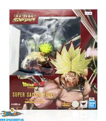 Dragon Ball Z Figuarts Zero Super Saiyan Broly pvc statue