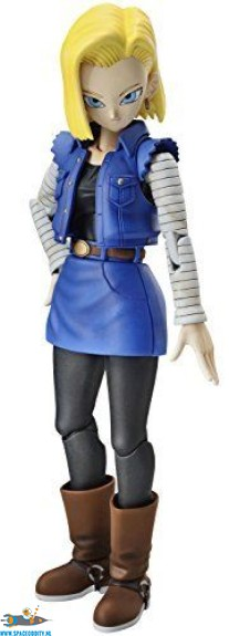 Dragon Ball Z figure rise standard Android 18