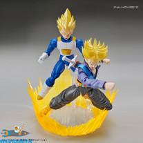 Dragon Ball Z figure rise standard Super Saiyan Trunks & Super Saiyan Vegeta DX set