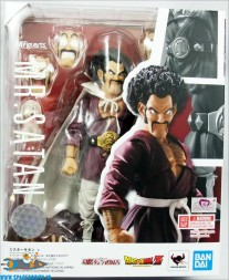 Dragon Ball Z S.H.Figuarts Mr. Satan actiefiguur 15 cm