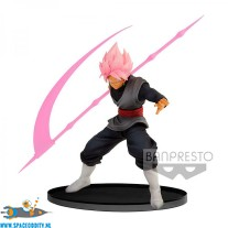 Dragon Ball Z : Super Saiyan Rose Goku Black pvc figuur ver. A