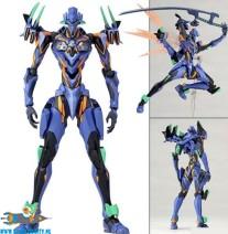 Evangelion Evolution Revoltech actiefiguur Eva-01 final model