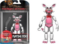 Five Nights at Freddy actiefiguur Funtime Foxy
