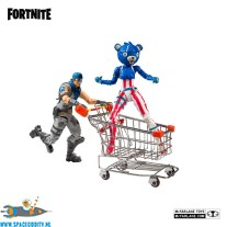 Fortnite actiefiguren Shopping Cart Pack
