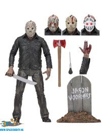 Friday the 13th part 5 Ultimate Jason actiefiguur 18 cm