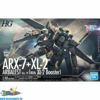 Full Metal Panic ARX-7 + XL-2 Arbalest ver. iV