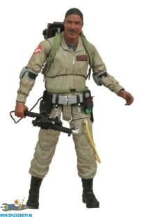 Ghostbusters actiefiguur Winston Zeddmore
