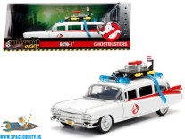 Ghostbusters Ecto-1 1/24 scale die cast model