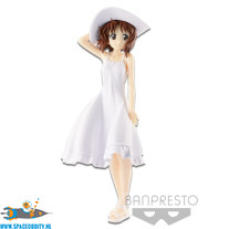 Girls and Panzer : Das Finale pvc figuur EXQ Miho Nishizumi